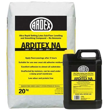 Arditex NA - Levelling Compound
