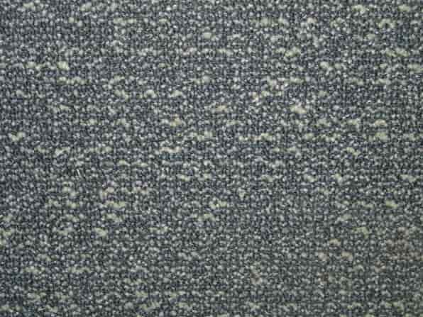 Boucle Carpet Tiles - Recycled C Grade - Grey - 50cm x 50cm
