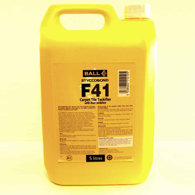 Carpet Tile Tackifier Adhesive - 5 litres