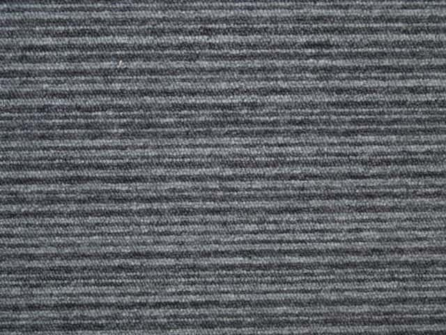 Desso Essence Carpet Tiles - Clearance - Stripe Grey 9502 - 50cm x 50cm