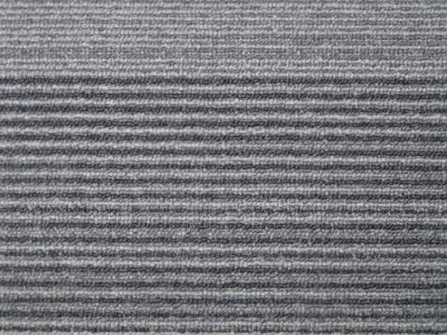 Gradus Kenneth Plank Carpet Tiles - Clearance - Middle Grey - 100cm x 25cm