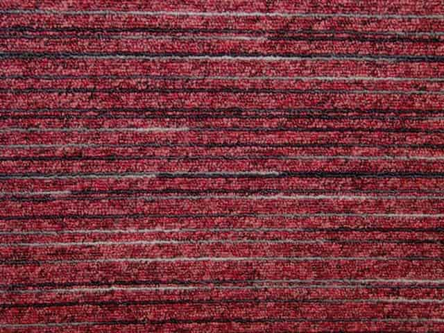 Gradus Lafite Connect Space Carpet Tiles - Clearance - Red - 50cm x 50cm