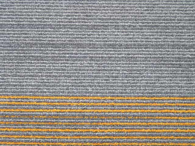 Gradus Plank Carpet Tiles - Clearance - Unmellow Yellow - 100cm x 25cm