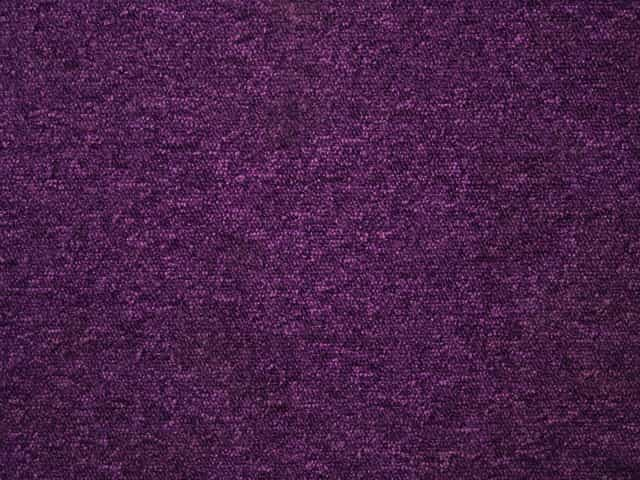 Heuga 727 Carpet Tiles - Recycled A Grade - Dark Orchid - 50cm x 50cm