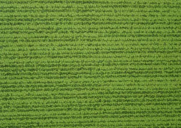 Heuga Plank Carpet Tiles - Clearance - Lime - 100cm x 25cm