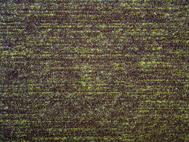Linear Loop Carpet Tiles - Recycled A Grade - Moss Green - 480cm x 480cm