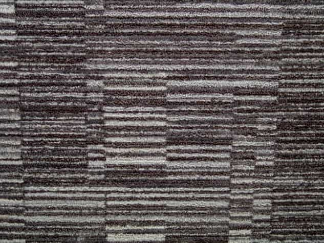 Milliken Laylines Dark Grey Recycled C Grade Carpet Tiles