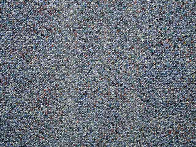 Milliken Multi Fleck Blue Mix Recycled C Grade Carpet Tiles