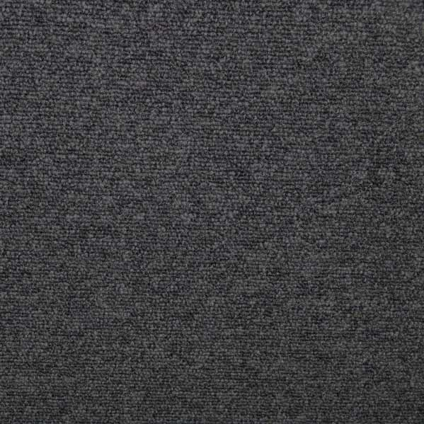 Modulyss First Carpet Tiles - Black 990 - 50cm x 50cm