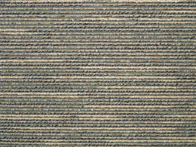 On Trend Stripe Carpet Tiles - Recycled C Grade - Grey/Off White - 50cm x 50cm