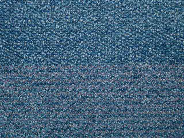 Stepping Stones Carpet Tiles - Recycled B Grade - Blue - 50cm x 50cm
