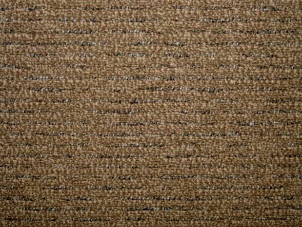 Two Tone Linear Carpet Tiles - Recycled A Grade - Brown - 50cm x 50cm