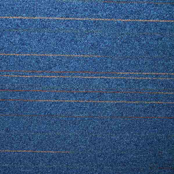 Modulyss First Lines Carpet Tiles - Blue 571 - 50cm x 50cm