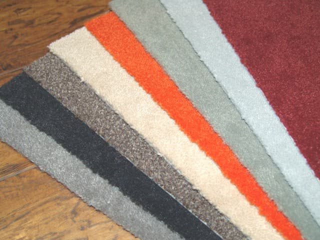 Westbond Cut Pile Carpet Tiles - Clearance - Mixed Colours - 50cm x 50cm